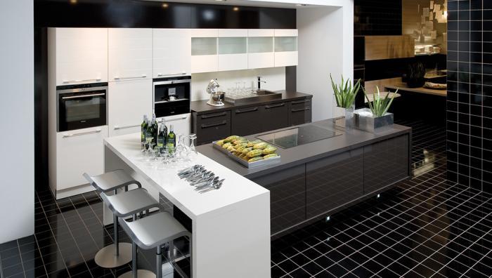 Mc creaties moderne en landelijke keukens moderne design keukens - Keuken m ...
