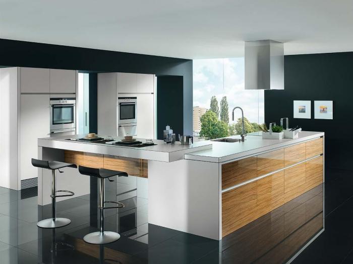 Moderne  Design keukens