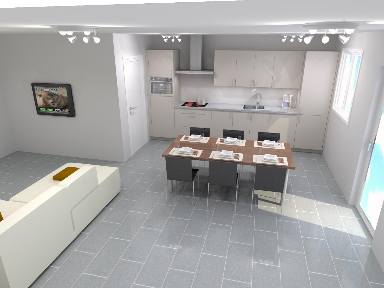 Keuken Bar Muur : Mc creaties moderne en landelijke keukens keuken rechte muur