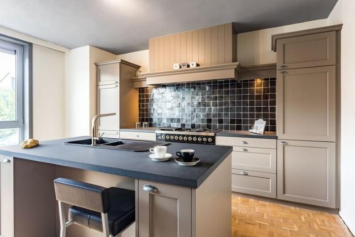 Design keuken toonzaalmodel for Ouderwetse keuken te koop